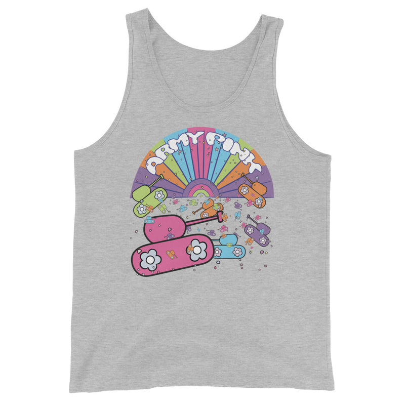 Sunshine Unisex  Tank Top for 24.00 at ARMY PINK