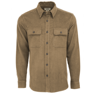 Plains Stretch Moleskin Shirt