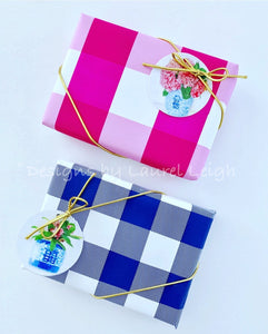 Gift Boxes & Wrapping - Ginger jar