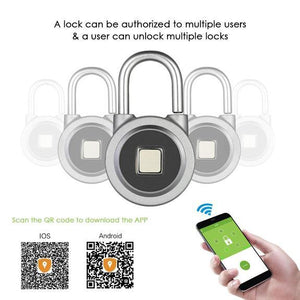 Smart Touch Lock