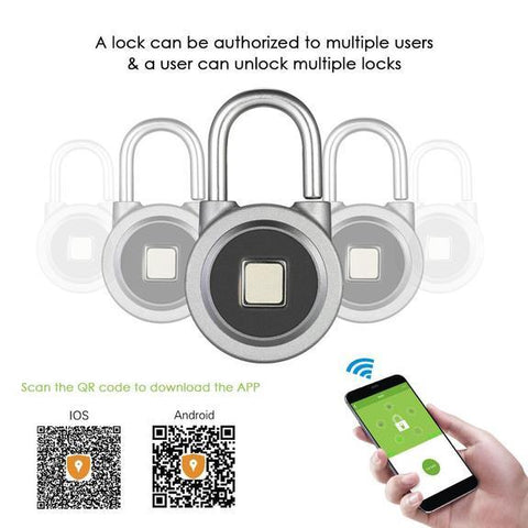 Image of Smart Touch Lock