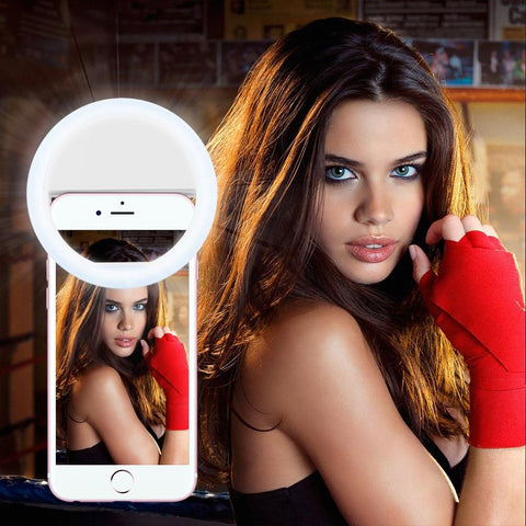 The Selfie LED Ring