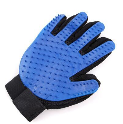 Dog & Cat Grooming Glove Bath Hair Cleaning