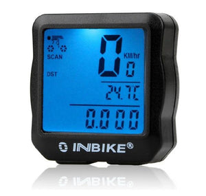Bicycle Speedometer Digital Backlight Waterproof