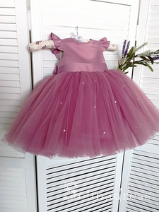 Gorgeous Lovely Pretty Cute Wedding Little Girl Flower Girl Dresses GRS011|Selinadress
