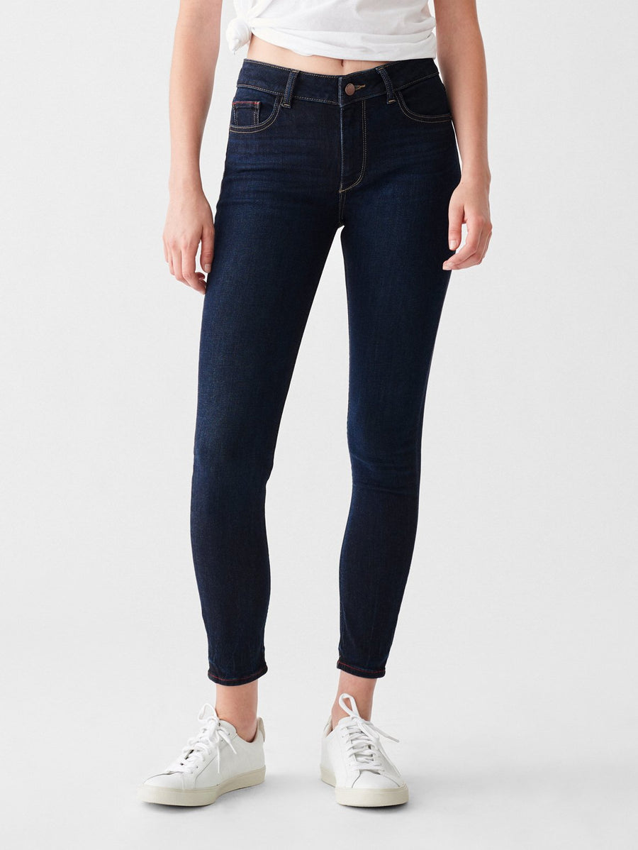 Florence Ankle Mid-Rise Skinny