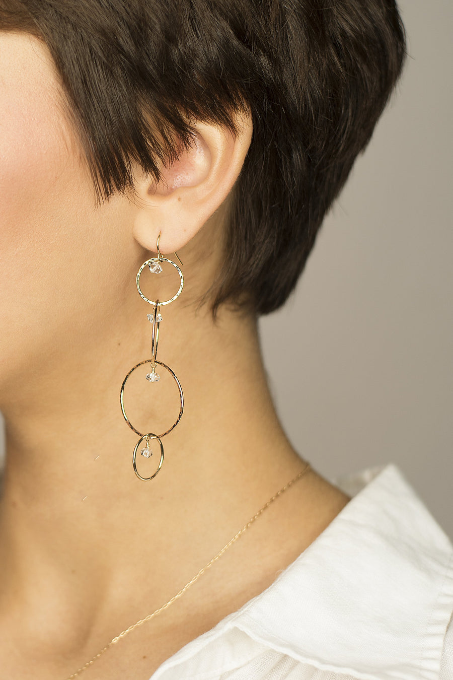 Enso Earrings - ShopMadisonbelle
