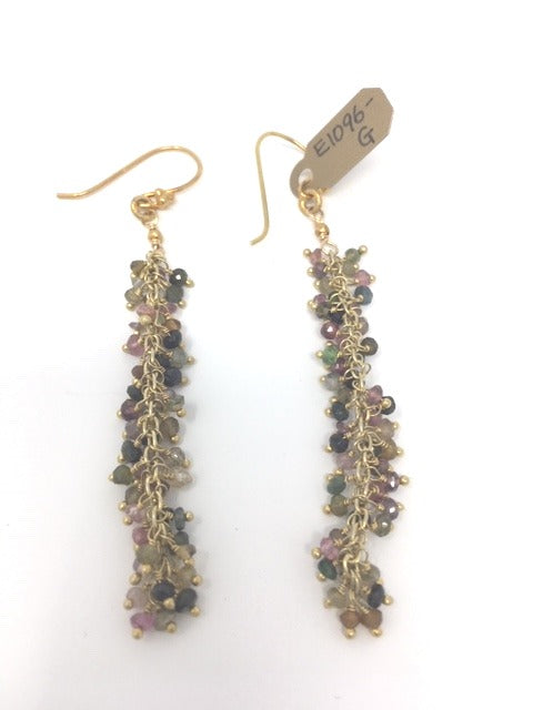 Tourmaline Earrings - ShopMadisonbelle