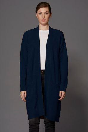 Cozy Duster - Navy - ShopMadisonbelle