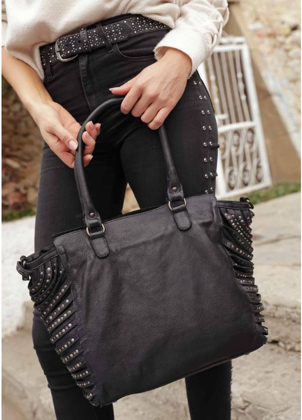 Ophof Bag - Black - ShopMadisonbelle