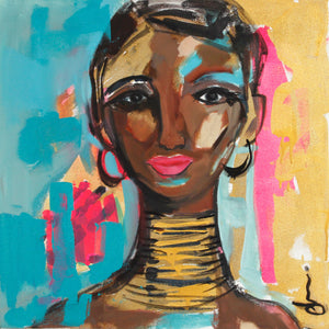 Amahle - contemporary portraits