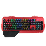 Mechanical Keyboard & Chroma RGB Wired Gaming Mouse Combo