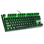 Aluminum Mechanical Gaming Keyboard