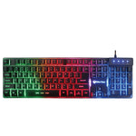 LED Backlit Corded Gaming Keyboard & Mouse Combo