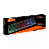 LED Backlit Corded Gaming Keyboard