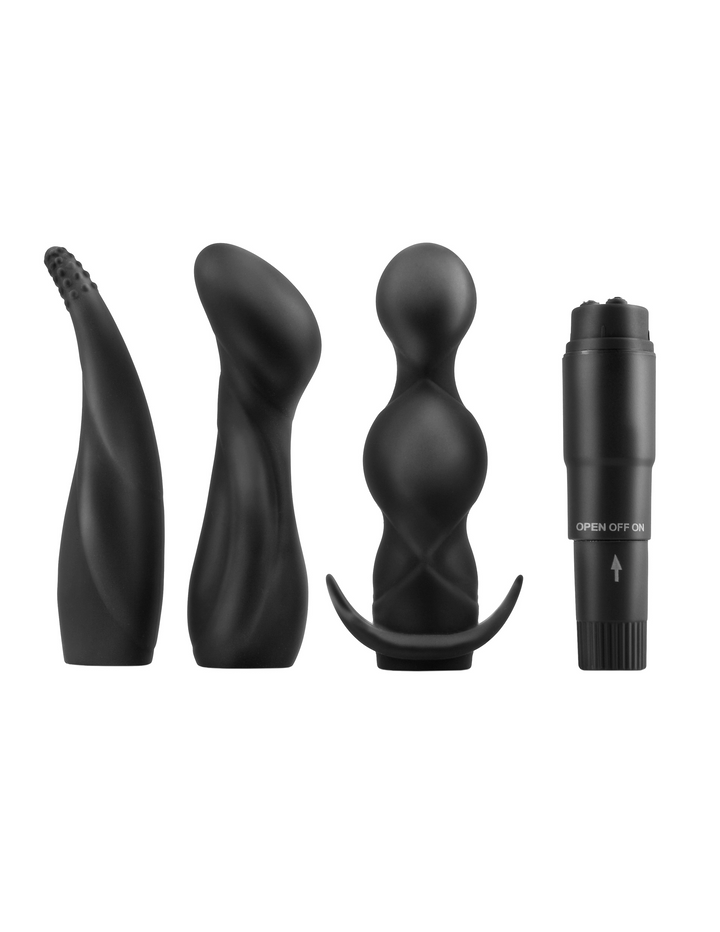 Anal Fantasy Collection Anal Adventure Kit - Black Product Display