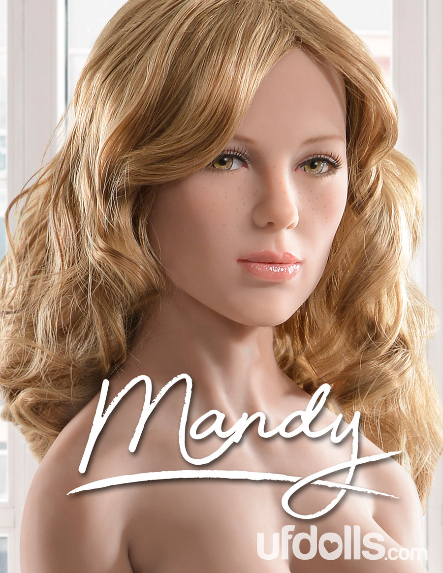 "Mandy for TJ - 166 CM (5'4""), C-CUP, 72 LBS."