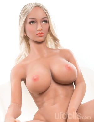 "ufdolls - Kitty - 165 cm (5'4""), DD-cup - real life TPE sex doll"