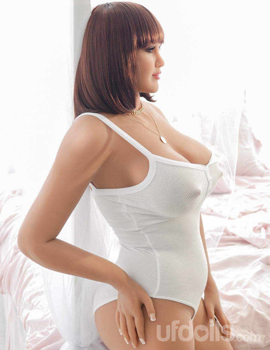"ufdolls - Mia - 160 cm (5'2""), G-cup - real life TPE sex doll"