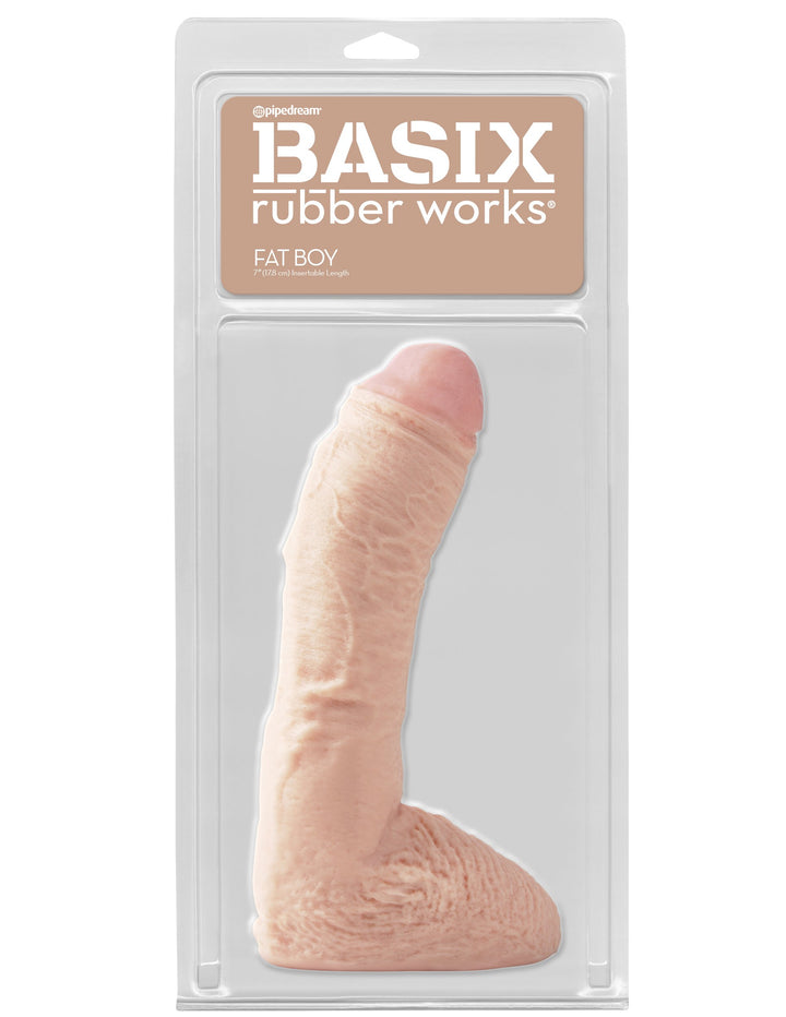 "Basix Rubber Works 10"" Fat Boy - Light"