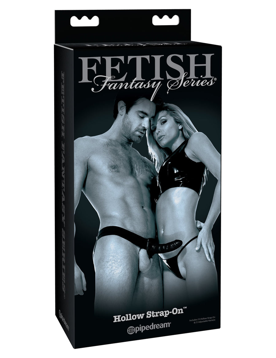 Fetish Fantasy Series Limited Edition Hollow Strap-On - Black