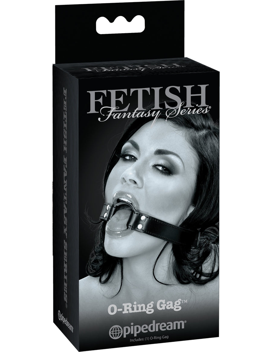 Fetish Fantasy Series Limited Edition O-Ring Gag - Black