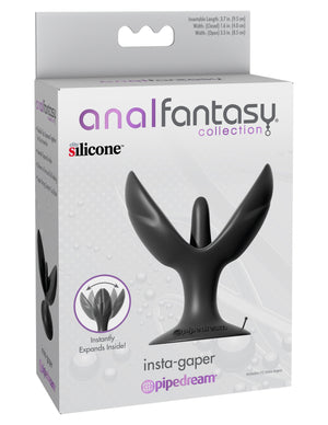 Anal Fantasy Collection Insta-Gaper - Black