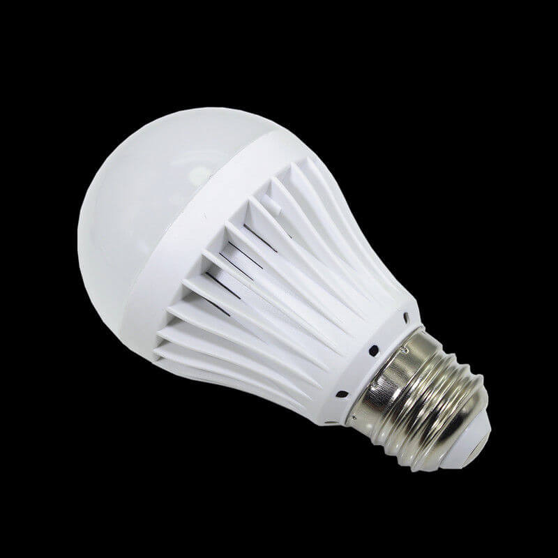 10W White LED Light Bulb 50W Equivalent E26 A19