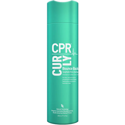 Shampoo CPR Bounce Back Sulphate-free Shampoo 300ml - H&L SALON CPR