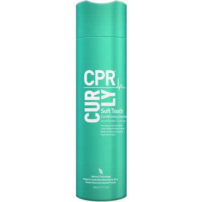 Conditioner CPR Soft Touch Conditioning Treatment 300ml - H&L SALON CPR