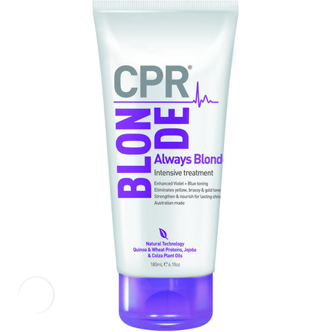 Always Blonde Intensive treatment 300ml-CPR-Helen Louise Salon