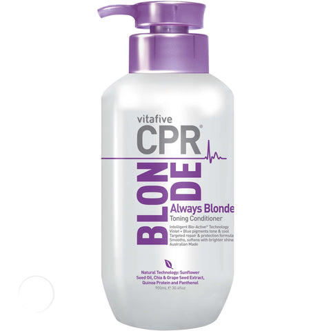 Always Blonde Toning conditioner 900ml
