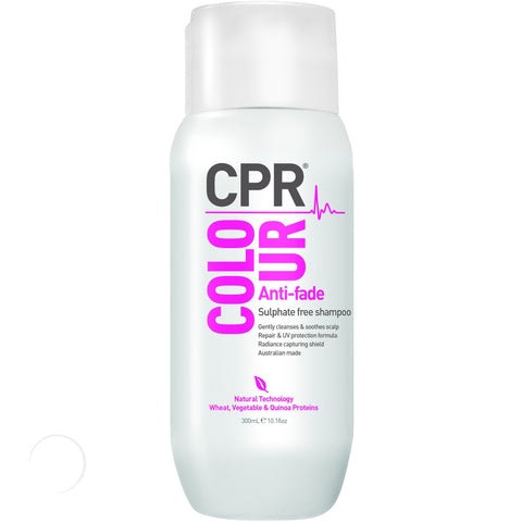 Anti-fade Sulphate free shampoo 300ml-CPR-Helen Louise Salon