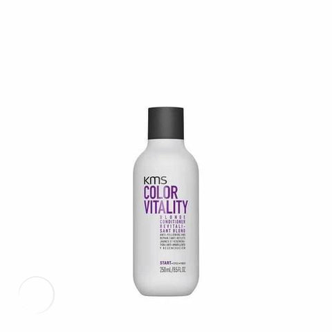 COLORVITALITY BLONDE CONDITIONER 250ml-KMS-Helen Louise Salon