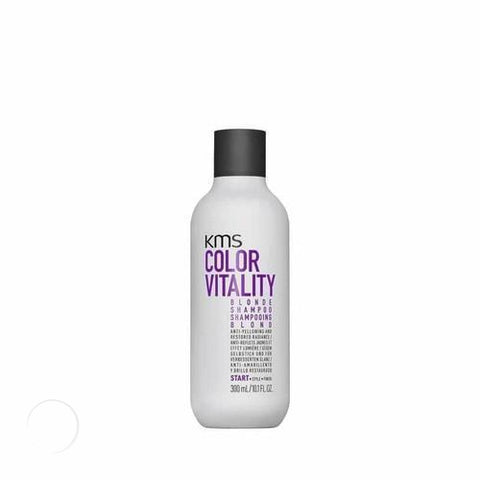 COLORVITALITY BLONDE SHAMPOO 300ml-KMS-Helen Louise Salon