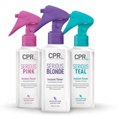 Spray Instant Toners colour enhancers 180ml - H&L SALON CPR