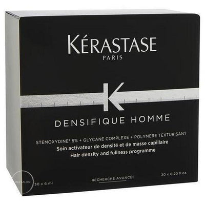 Treatment Densifique Homme 30-Day Program 30 x 6ml - H&L SALON Kérastase