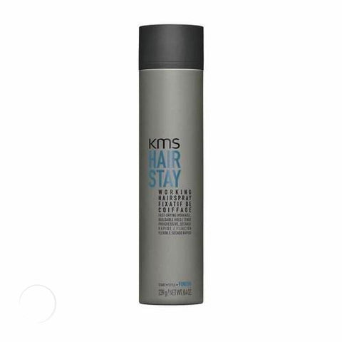 HAIRSTAY WORKING HAIRSPRAY 300ml-KMS-Helen Louise Salon
