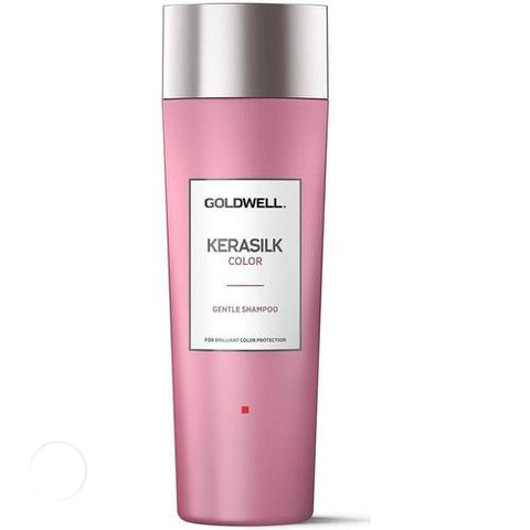 KERASILK COLOR GENTLE SHAMPOO 250ml-Goldwell-Helen Louise Salon