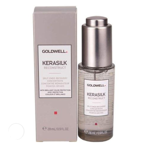 KERASILK RECONSTRUCT SPLIT ENDS RECOVERY CONCENTRATE 28ml-Goldwell-Helen Louise Salon