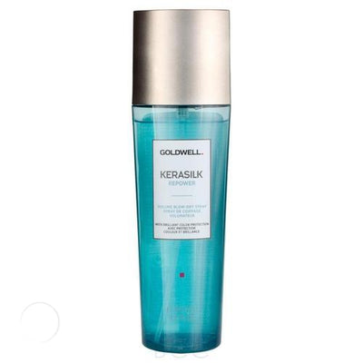 KERASILK REPOWER VOLUME BLOW-DRY 125ml-Goldwell-Helen Louise Salon