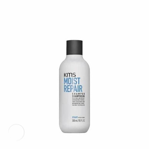 MOISTREPAIR SHAMPOO 300ml-KMS-Helen Louise Salon