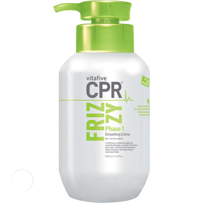 Phase 1 Smoothing crème 500ml-CPR-Helen Louise Salon