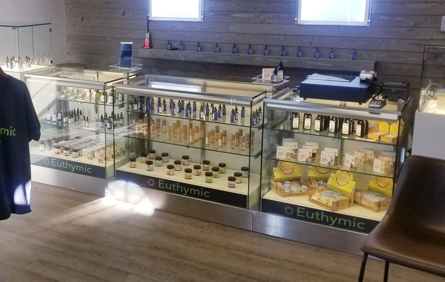 Hemp CBD Store in Greenfield is Now Open!