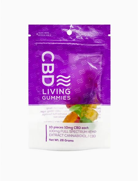 CBD Gummies 10 Count