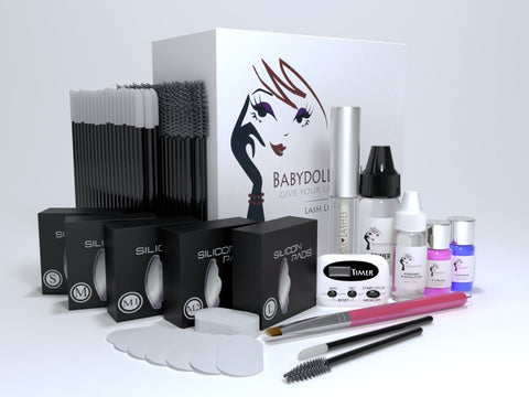 Lash Lift Supplies | Babydoll Lashes®