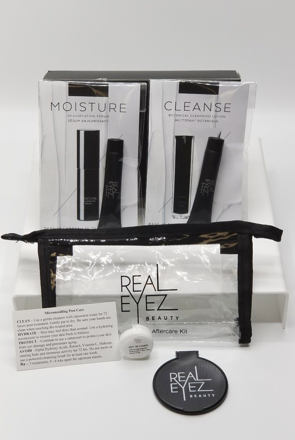 Microneedling Aftercare Kits (5 ct) [product_price] Real Eyez Beauty