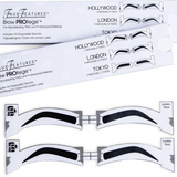 Brow PROtege' Eyebrow Stencils For The Professional