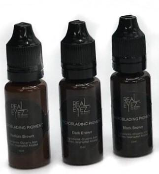 Real Brows ® 15ml Pigments [product_price] Real Eyez Beauty