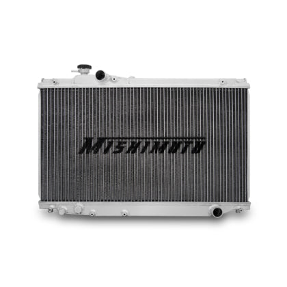 Mishimoto 3 Row X-Line Aluminum Radiator (Thicker Core) 93-98  Toyota Supra NA & Turbo